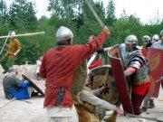 Римскя пехота в деле