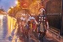 Римляне под питерским дождем