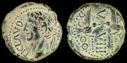 Монета в честь ветеранов Legio V Macedonica и VIII Claudia