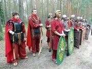 Римские лучники и римские ауксиларии