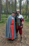 Матрона и легионер