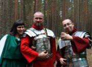 Нижегородцы из XII легиона и наш префект