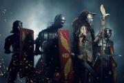 Легионеры и аквилифер