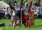 римляне празднуют победу
