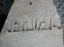 Auxiliary Units Specialized Military Brick Manufacturers Unknown brick stamp AV VAL
