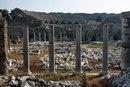Римский амфитеатр в городе Сиде, Турция