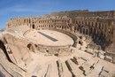 Римский амфитеатр в городе Эль-Джеме, Тунис