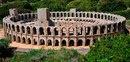 Римский амфитеатр в городе Арль, Франция