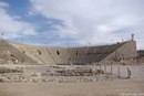 Римский амфитеатр в городе Кейсария, Израиль