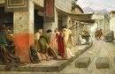 Продавец ковров в Помпеях