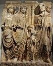 Марк Аврелий, Антонин Пий, маленький Луций