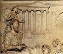 Триумф Марка Аврелия (деталь). Рельефная