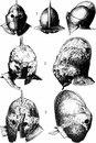Гладиаторские шлемы, тип II. 1 - Помпеи (Национальный