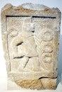 Надгробная стела гладиатора Пенелеаса,