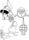 Конструкция гладиаторских шлемов типов