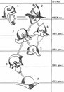 Генезис гладиаторского шлема.1 - Геркуланум;