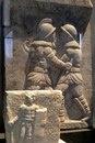 Римские рельефы, изображающие провокатора