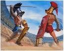 Галл против фракийца.