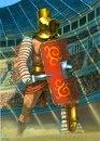 Гладиатор - гопломах. 3 в. н.э.