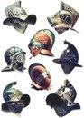 Гладиаторские шлемы.