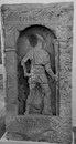 Надгробие гладиатора – ретиария  Гермеса