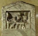 Надгробие бывшего гладиатора Данаоса.
