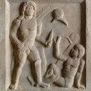Надгробная стела гладиатора Диодора. 1