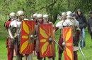 Тренировка легионеров.