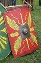 Щит 1-й когорты (COHI) 5-го Македонского легиона
