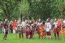Рассказ о видах воинов в римских легионах.