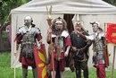 Варвар среди римлян.