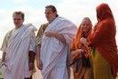 Обряд римской свадьбы, античный фестиваль