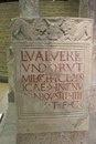 Надгробный камень моряка. Луций Валерий