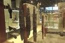 Железное оружие из гробниц франков . Племя