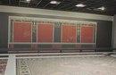 Зал мозаики философов. Мозаика найдена