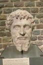 Лицом к лицу. Император Септимий Север (правил в 193-211 г.г. н.э.).