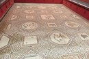 Главный экспонат музея - мозаика Диониса,