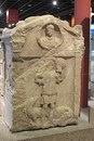 Римское надгробие с добрым пастырем. 3 в. н.э.