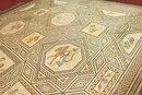 Главный экспонат музея - мозаика Диониса, 3 век н.э.