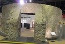 Башня римской городской стены. Стена была