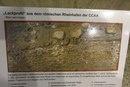 Раскопки гавани на Рейне римского времени.