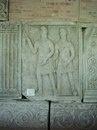 Метопы Трофея Траяна в музее