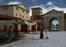 Piazzale della Vittoria/Streetview Streetview of Piazza della Vittoria