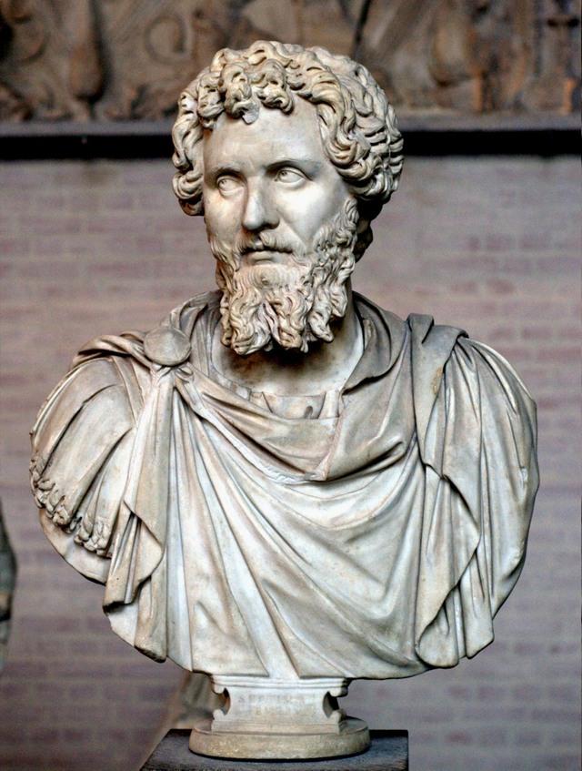 Луций Септимий Север (лат. Lucius Septimius Severus)