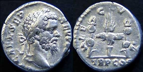 Монета легиона набор монет щит великобритания