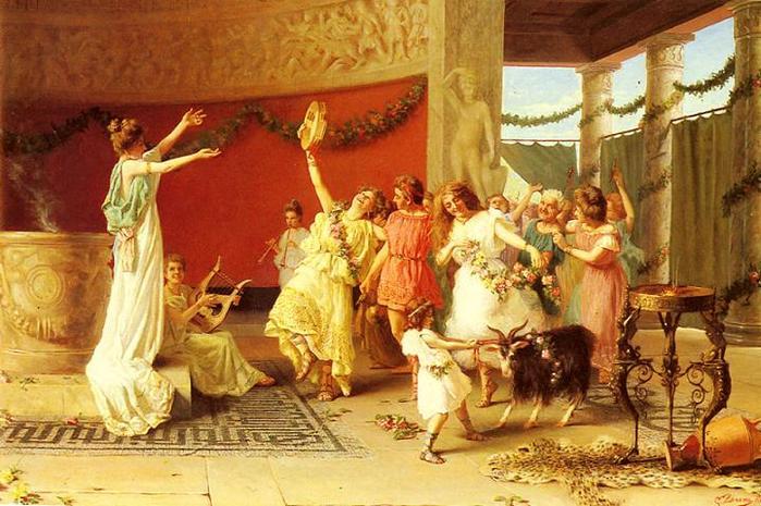 Краткая история Римской империи